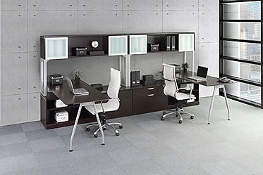 BD25B: 2 person workstation