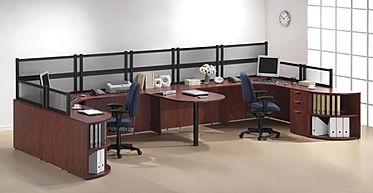 B14: 2-person Borders Workstation