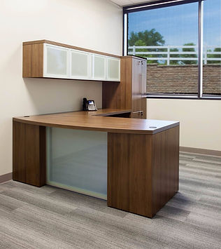 L18.5A: Status Bow top desk