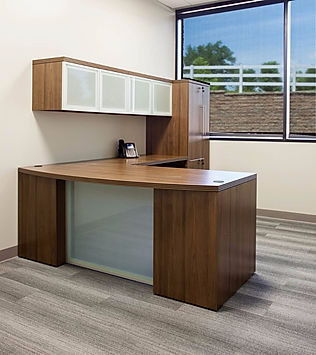 L18.5A: Status Bow top desk