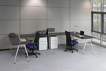 BD13A: 2 person workstation