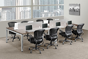BD15A: 8 person workstation