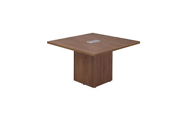CT02.8A: Square laminate conference table