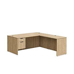 L04.8A: Standard L-desk