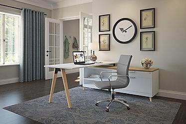 L10.1A: L-desk workstation