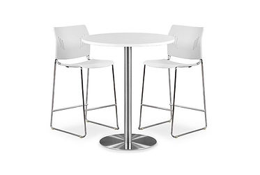 """MPT03A: 30"""" Cafe Height Table"""