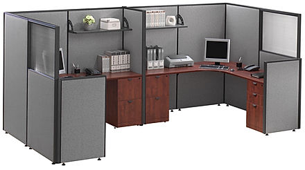 L36.9A: 2-person workstation