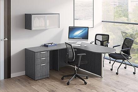 L08.9C: Ergo bullet L-desk