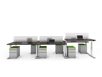 SS10B: 30 x 60 electric sit/stand worksurface