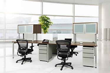 BD35A: 4 person workstation