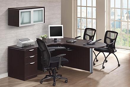 L08.9A: Ergo Bullet desk