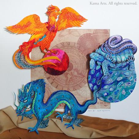 Zodiac Signs III Chinese vs. European