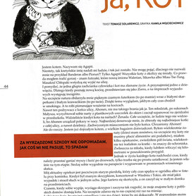 Kocie Sprawy magazine