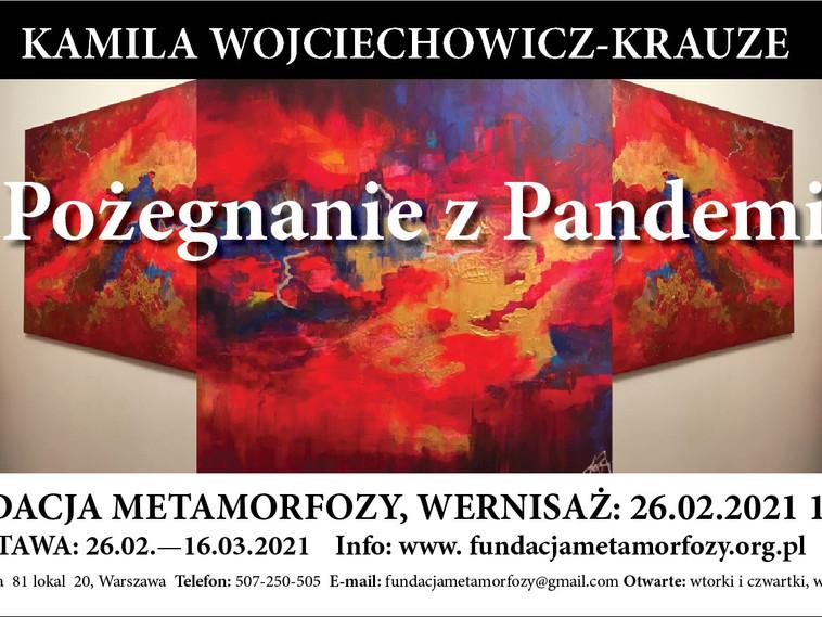 Bye bye pandemic: solo show
