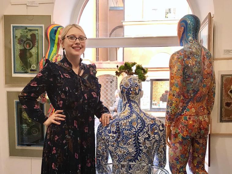 Mannequins at Art of Poland