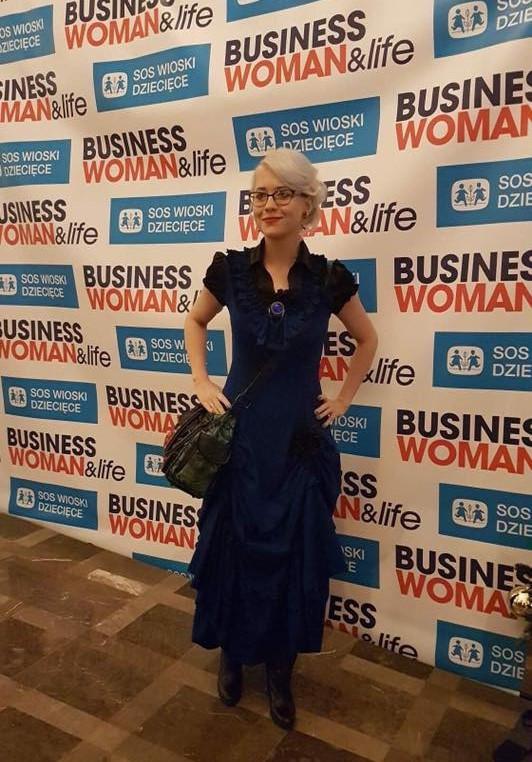 Businesswoman & Life Gala