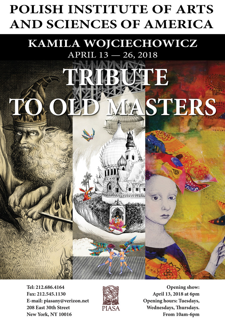 Tribute to Old Masters