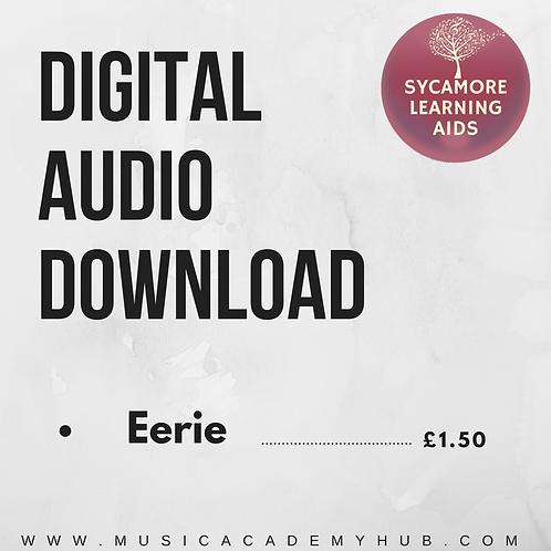 Eerie - Instrumental by Wez