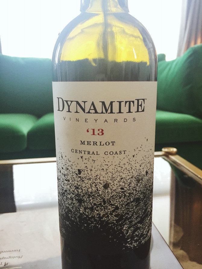Dynamite Vineyards Merlot