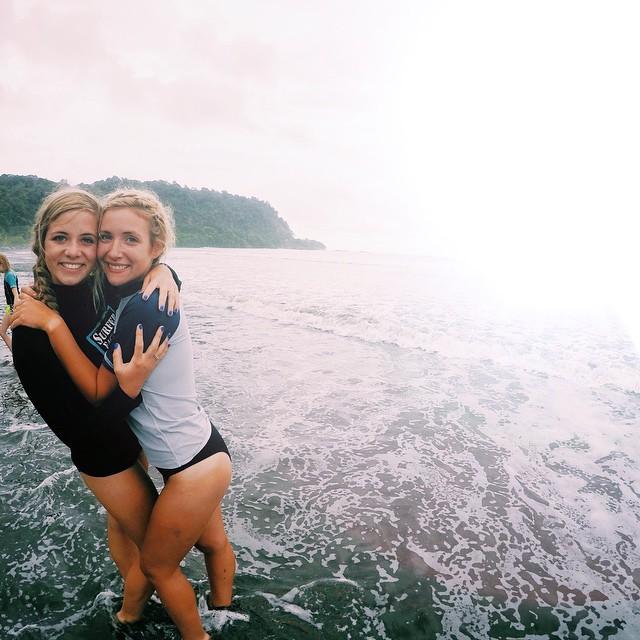 Costa Rica beachin' 🏄🏼