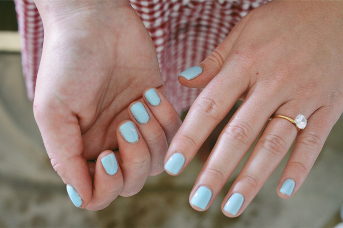 The Perfect At-Home Gel Manicure
