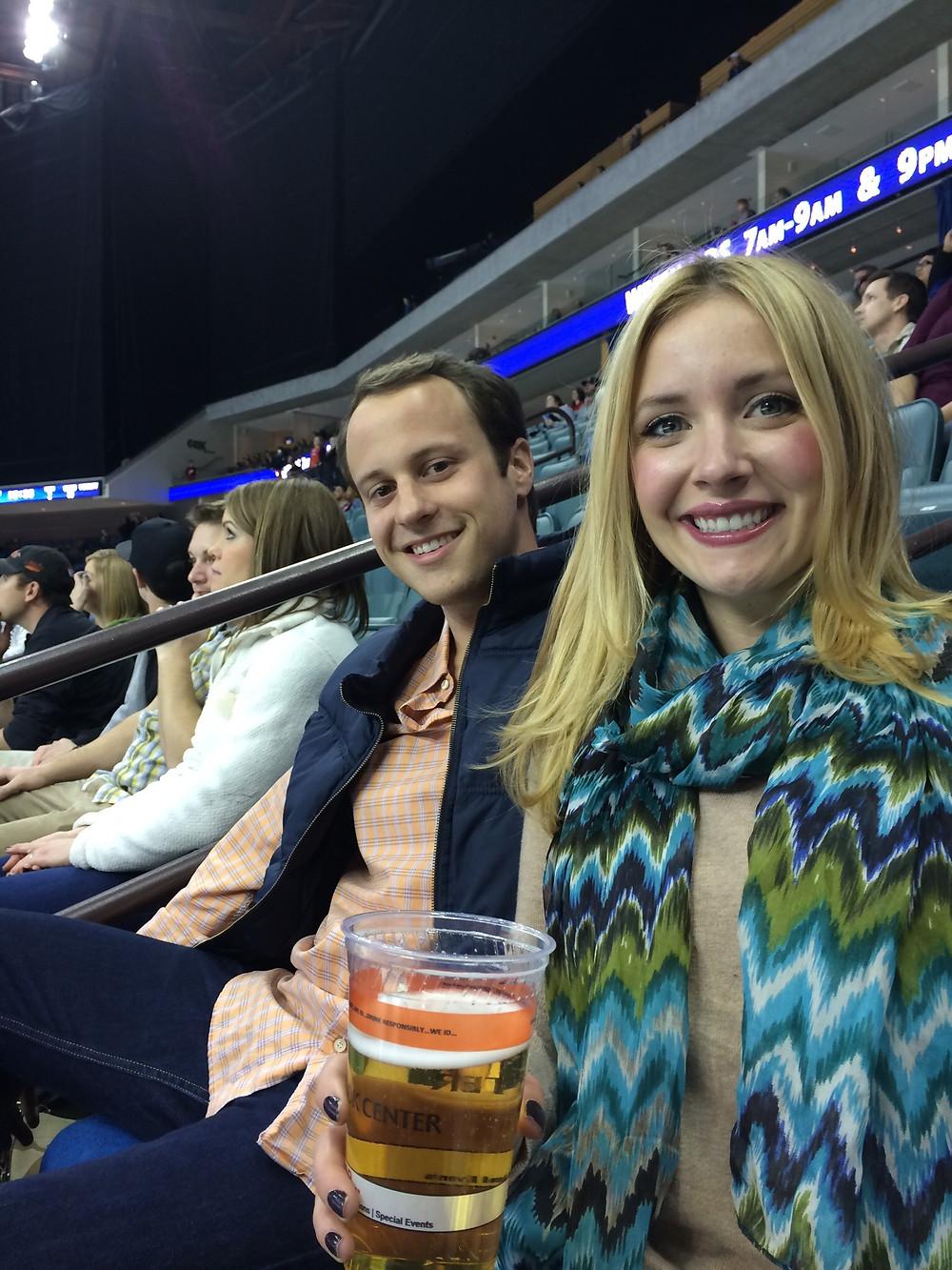 Tulsa Oilers Hockey Game