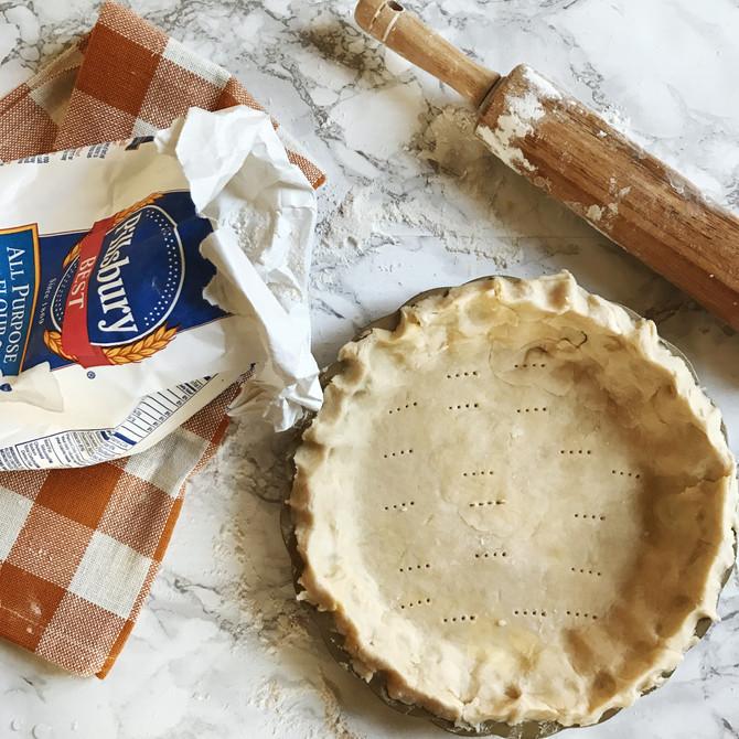 Old-Fashion Pumpkin Pie