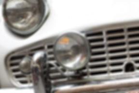 Vintage Car Lights