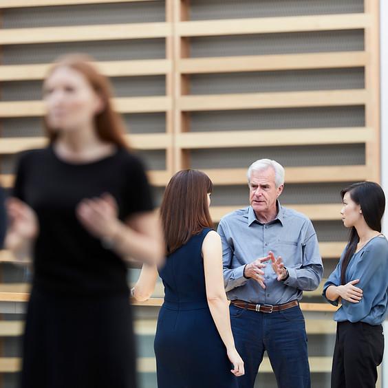 Reunión de participantes
