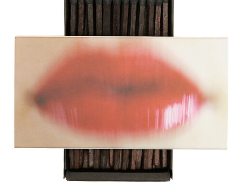 Cardsome Matches Lips