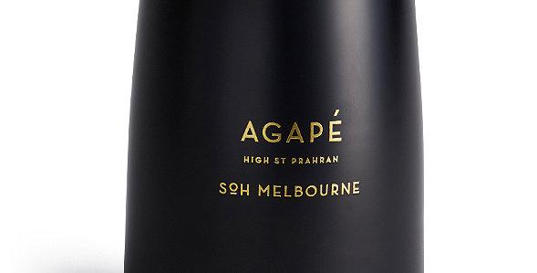 SOH Melbourne Agape Black candle