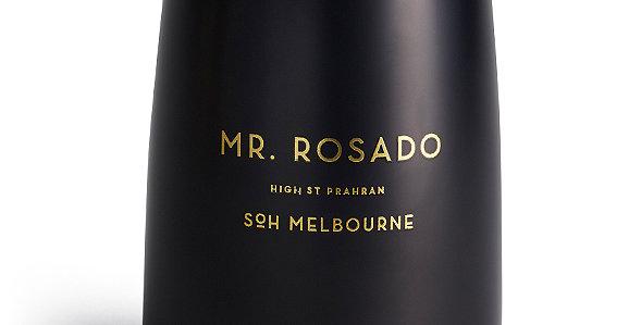 SOH Melbourne Rosado Black candle