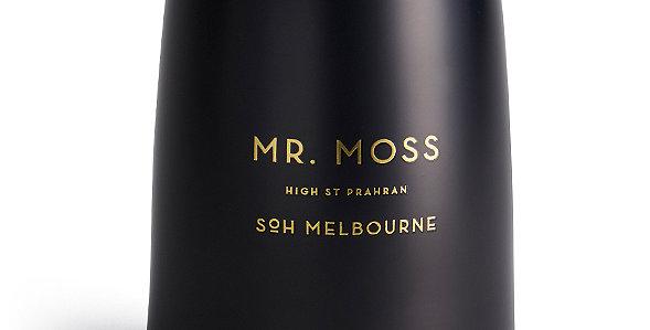 SOH Melbourne Moss Black candle