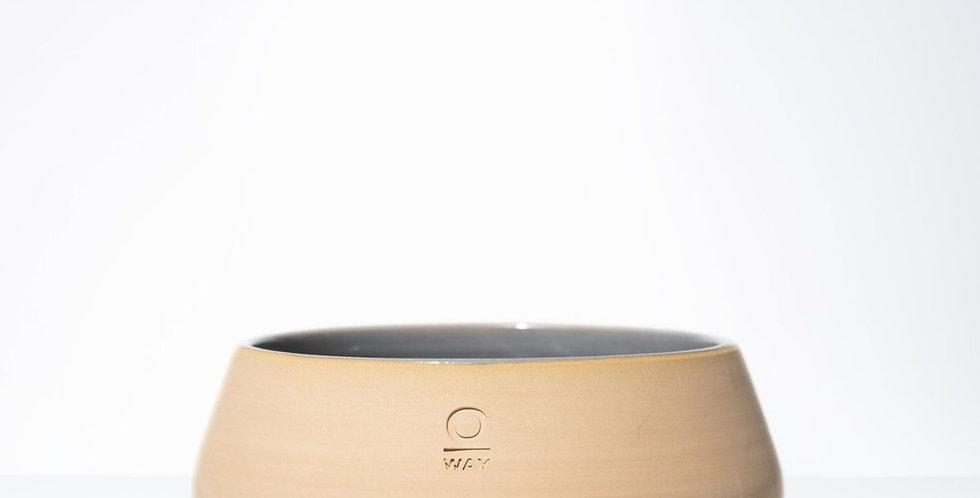 Oway Impronta Ceramic Pet Bowl