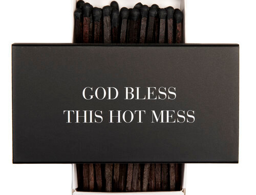 Cardsome Matches God bless this hot mess