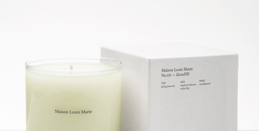 Maison Louis Marie Kandili candle