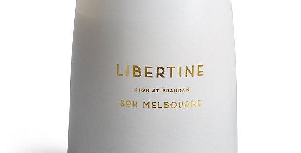 SOH Melbourne Libertine White candle
