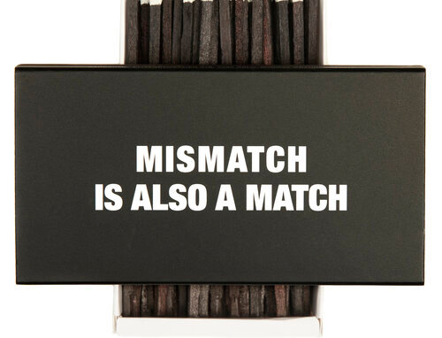 Cardsome Matches Mismatch is also a match