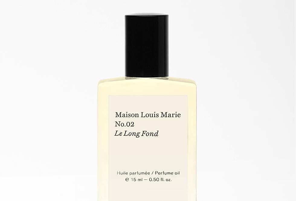 Maison Louis Marie Le Long Ford perfume oil
