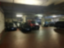 garage sforza milan