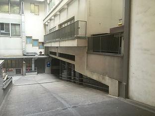 garage sforza milano