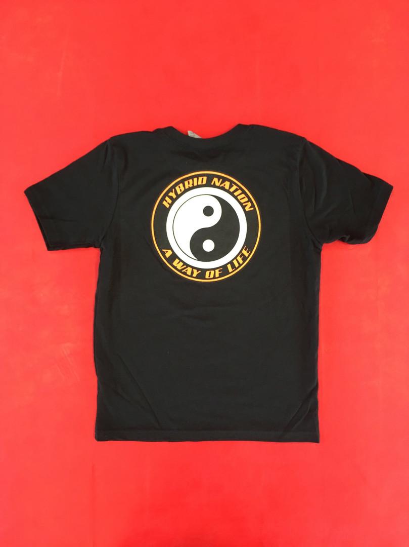 Black HN T-Shirt