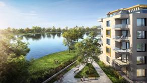Специална покана за първата копка на проекта 'Blue Danube Residence' в Козлодуй 📩 16.11.2020