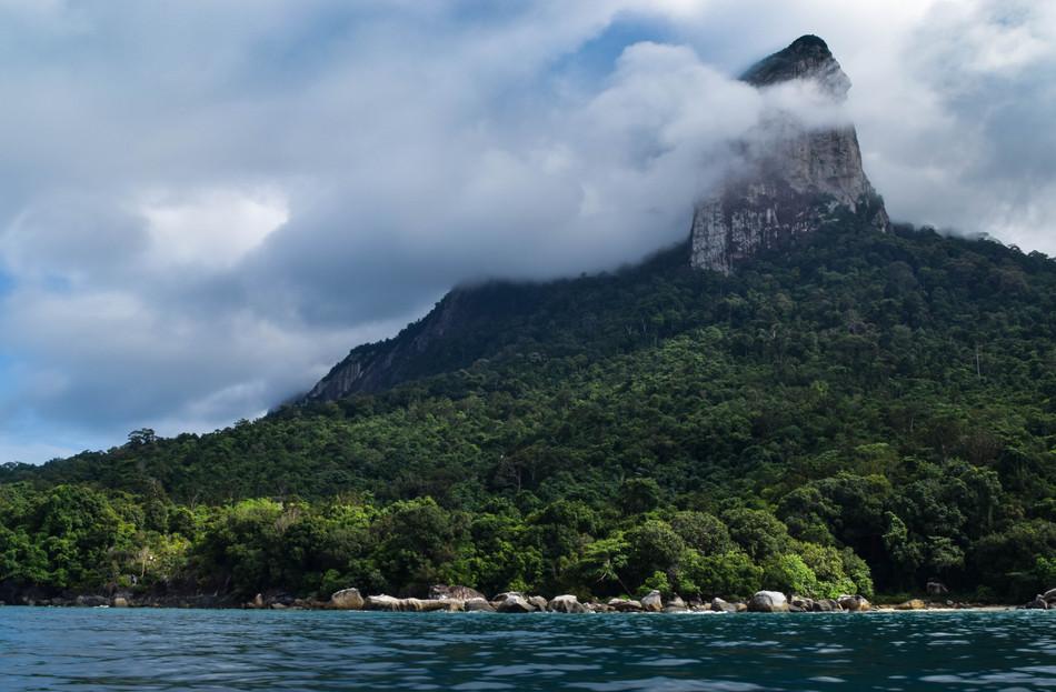 A Romantic Honeymoon on Tioman Island