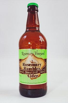 Rosemary Rambler Sweet Still Cider