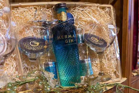 Isle of Wight Distillery | Two Glasses Gift Set