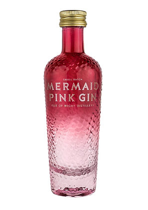Miniature Mermaid Pink Gin 5cl