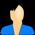 Platzhalter Frau blau.png