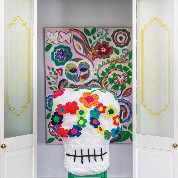 Candy Skull; NFS