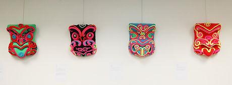 four maori art